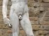 Foto Statua David di Michelangelo a Firenze