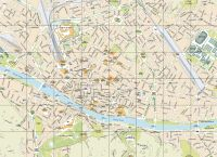 Firenze Cartina Centro.Mappa Firenze Scarica Cartina Firenze Gratis
